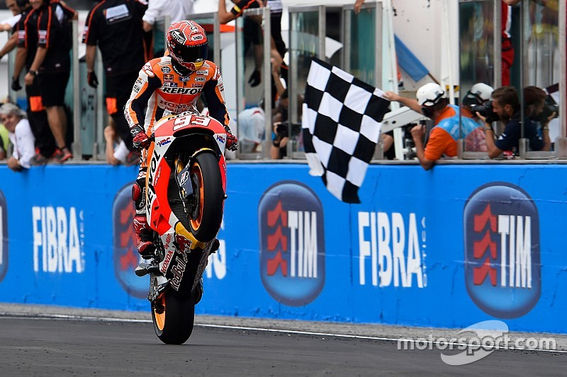 """Marquez hails """"correct strategy"""" as key to fourth win"""