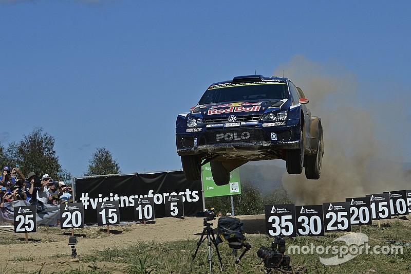 Las mejores fotos del Rally de Australia