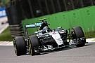 Rosberg tendrá un motor nuevo en Singapur