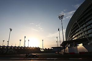 Formula 1 Breaking news Teams resisting Pirelli push for Abu Dhabi tyre test