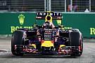 Singapore GP: Kvyat leads Raikkonen in FP2