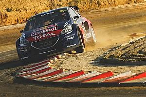 رالي كروس تقرير السباق تيمي هانسن يتصدر رالي كروس برشلونة