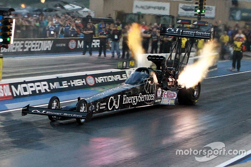 Millican, Johnson Jr., Anderson and Krawiec are No. 1 qualifiers at Zmax Dragway