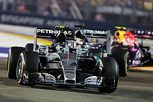 Formula 1 Breaking news Mercedes dismisses wild Singapore tyre conspiracies