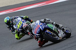 """Lorenzo: """"I am faster than Rossi and I can still win the title"""""""