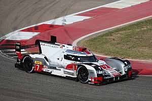 WEC Race report Audi's Benoit Tréluyer: