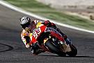 Aragon MotoGP: Marquez obliterates track record for pole, then crashes