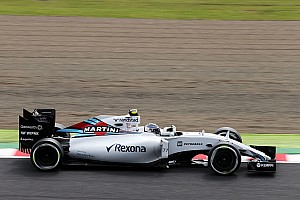 Formula 1 Qualifying report Bottas qualifies third and Massa fifth for tomorrow's Japanese GP