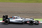 Bottas qualifies third and Massa fifth for tomorrow's Japanese GP