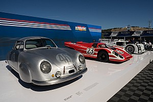 Vintage Breaking news Porsche racing history comes alive at Laguna Seca
