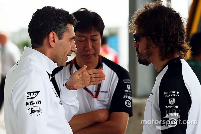 Alonso explotó contra Honda en Japón