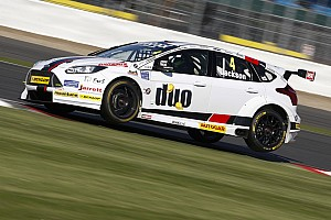 BTCC Race report Silverstone BTCC: Jackson wins as Shedden extends points lead