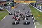 الإعلان عن روزنامة الفورمولا 1 المحدثة لعام 2016