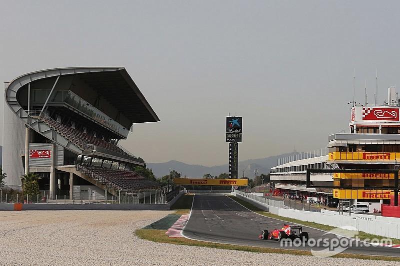 Las pruebas de la Fórmula 1 iniciarán en febrero