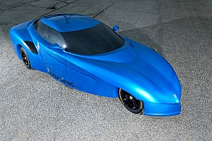 IMSA Breaking news Deltawing Technology group unveils Deltawing GT concept
