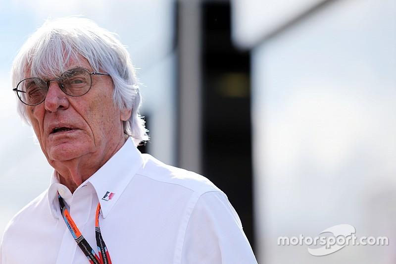 伯尼称F1股份可能年内完成转让