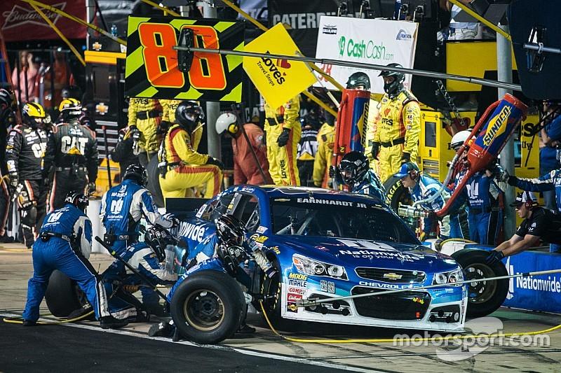 A pesar de los problemas en Dover, Earnhardt quiere mantener a su equipo intacto