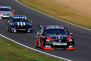 V8 Supercars Practice report Luff puts Holden on top in second Bathurst practice