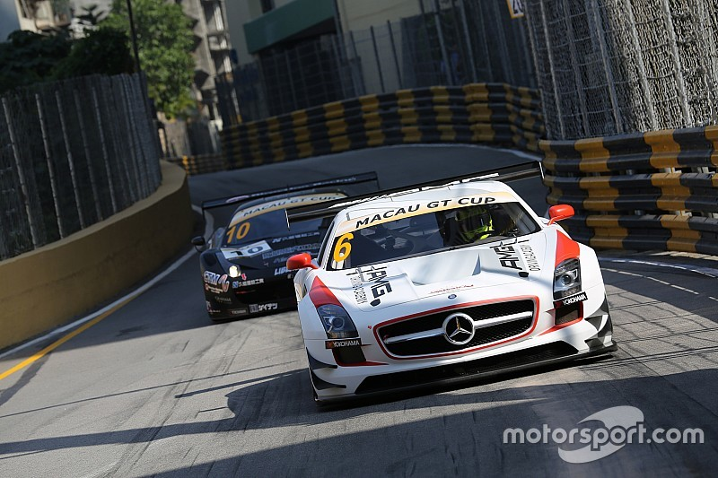 Sterk startveld voor eerste FIA GT World Cup in Macau