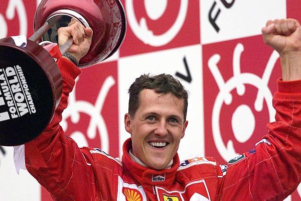 Há 15 anos Schumi tirava Ferrari da 'seca' após duas décadas