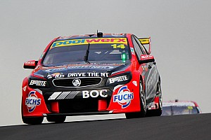 V8 Supercars Practice report Coulthard back on top at Bathurst