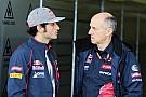 Tost dice que Sainz podría correr en Sochi