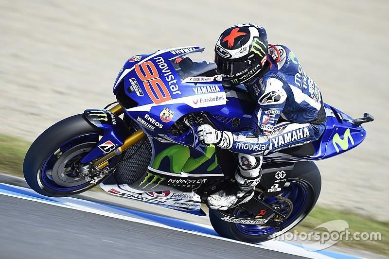 Lorenzo acepta que Rossi fue más listo que él