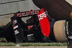 Formula 1 Breaking news Sainz remembers 'everything' from 46G crash