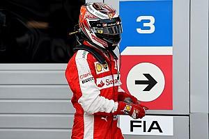 Formula 1 Breaking news Raikkonen claims Bottas clash was racing incident