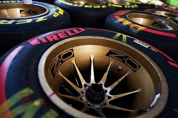Formula 1 Pirelli reveals final tyre compound choices