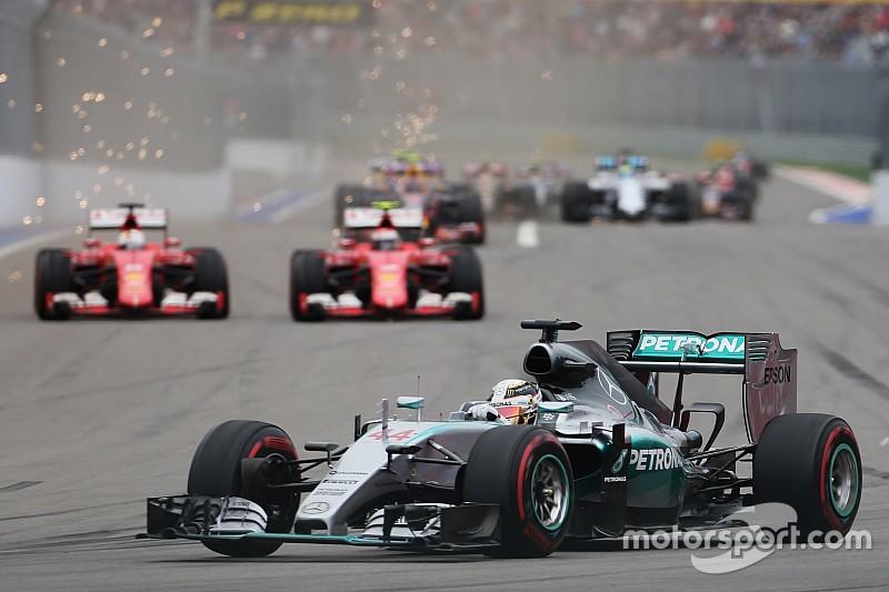 Rosberg: Mercedes can keep edge over Ferrari