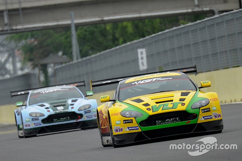 Stefan Mücke and Richard Lyons complete Craft-Bamboo Racing lineup for Macau World Cup