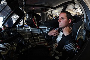NASCAR Truck Breaking news Sauter leaving ThorSport at the conclusion of 2015