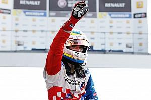 Formula 3.5 Race report Jerez FR3.5: Rowland surpasses Sainz's record with dominant win