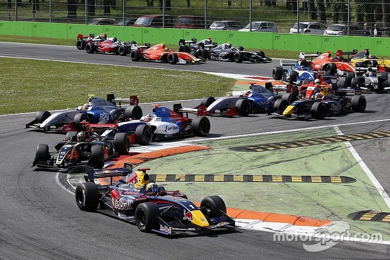 La Fórmula 3.5 visitará Monza, Paul Ricard y Catalunya