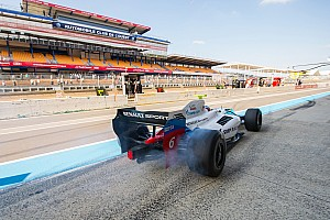 Formula 3.5 Breaking news Russell and Kirchhofer headline entry list for FR3.5 Jerez test