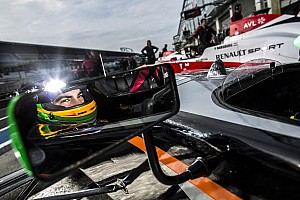 Formula Renault Results Daruvala's rounds out his first season in Europe
