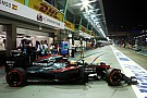 McLaren recupera sus cajas de cambios de Singapur