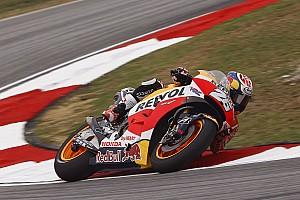 MotoGP Qualifying report Pedrosa smashes lap record with Marquez completing 1-2 for Repsol Honda Team