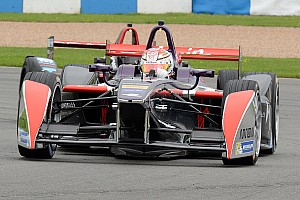 Formula E Race report Bird picks up first points for DS Virgin Racing in Beijing