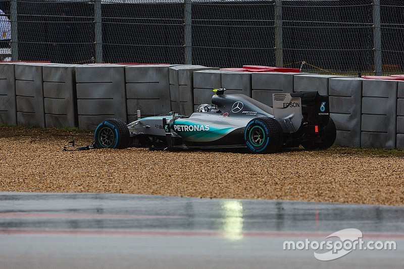 "Qualifying postponement was ""only decision"" – Rosberg"