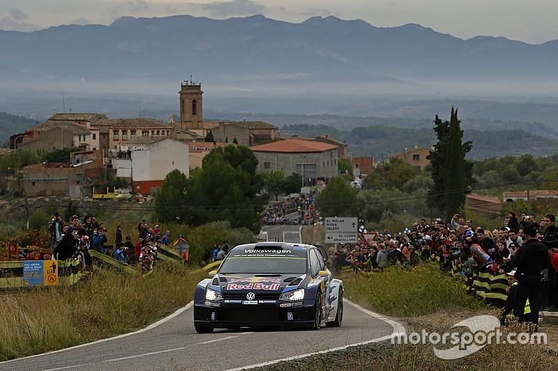 WRC Spanje, day 3: Eerste winst Mikkelsen na crash Ogier
