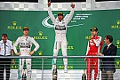 Hamilton logra su tercer campeonato de Fórmula Uno