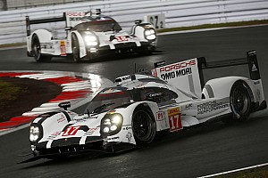 WEC Breaking news Magnussen, Evans and Turvey get Porsche LMP1 test