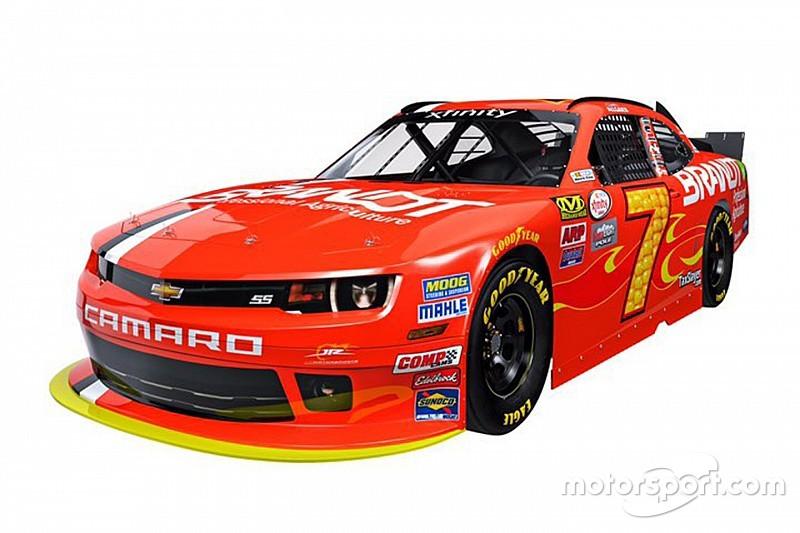 JR Motorsports confirms Allgaier, BRANDT for 2016