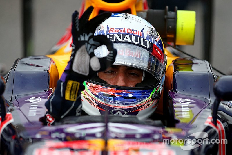 Ricciardo confident of Red Bull engine deal