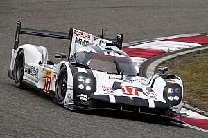 WEC Practice report Shanghai WEC: Webber tops free practice for Porsche