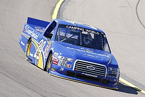 "NASCAR Truck Interview Tim Cindric on son Austin's NASCAR debut – ""He's in at the deep end"""