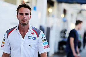 Formula 1 Interview Van der Garde looking to return to action in 2016