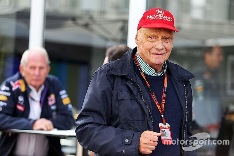Para Lauda, el GP de México fue